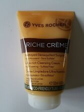 yves rocher RICHE CREME Ultra-rich Cleansing Cream 125 ml 4.2oz Fast Shipping