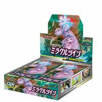 Pokemon Card Game Miracle Twin Sun & Moon Expansion pack Booster BOX
