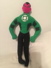 "Green Lantern 19"" Sinestro Plush by Toy Factory DC Comics"