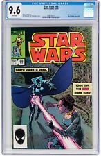 Star Wars #88 (Oct 1984, Marvel Comics) CGC 9.6 NM+ | 1st appearance of Lumiya