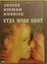 Eyes Wide Shut (Dvd, 2001, Stanley Kubrick Collection) SnapCase Sealed free shpg