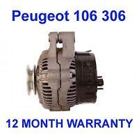 Peugeot 106 306 405 1.0 1.1 1.3 1.4 1.5 1991 1992-2002 Alternador