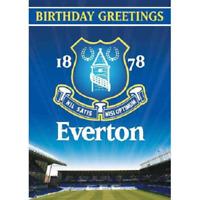 Everton Goodison Park Birthday Sound Card