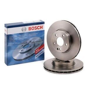 Bosch Front Brake Disc Rotors 300mm BD975