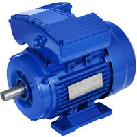 0.75kw Electric Motor 1420pm Reversible Cscr Single Phase 1hp Saw 240v Aus 19mm
