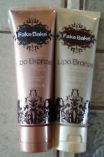 Fake Bake Lipo Bronze Self-Tan Lotion with Anti-Cellulite 4.5 fl. oz. (2 pack)