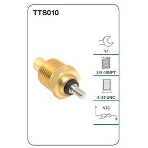 Tridon Engine Temp Switch TTS010 fits Ford Bronco 4.1 250ci 4x4, 4.9 302ci 4x...
