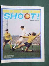 April Shoot Football Magazines