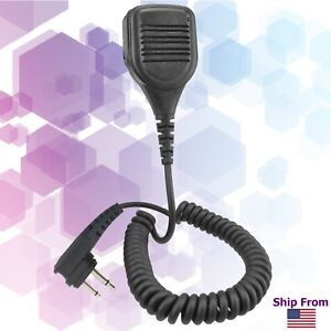 2-Way Radio Shoulder Speaker Microphone for Motorola CP150 CLS1110 EP450 RMU2080