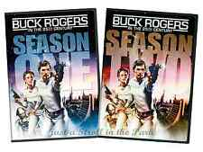 Buck Rogers in the 25th Century: Complete TV Series Seasons 1 & 2 Box/DVD Set(s)