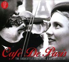 Café De Paris [Big3] [Digipak] by Various Artists (CD, May-2010, 3 Discs, Big3 …