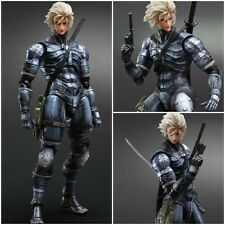 Metal Gear Solid 2 Raiden Play Arts Kai action Figure Square Enix