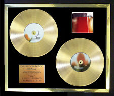 NINE INCH NAILS THE FRAGILE DOUBLE ALBUM CD GOLD DISC FREE POSTAGE!!