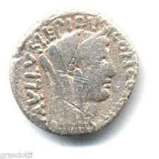 GENS AEMILIA LEPIDUS PAULLUS REPUBBLICA ROMANA DENARIO  62 A.C.