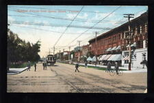 Canada TORONTO Spading Ave early PPC Tram