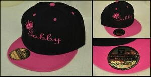 Custom Snapback Avail. in Different colours - Name/Logo Hat Gift Cap Personalise