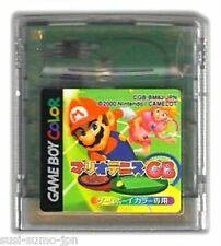 "NINTENDO GAME BOY COLOR""MARIO TENNIS GB""JPN JAPAN"