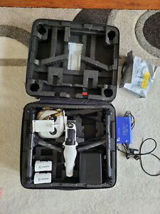 DJI Inspire1Pro-X5 Quadcopter with Zemuse X5 4k Video Camera and 3-Axis Gimbal