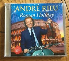 Andre Rieu - Roman Holiday CD + DVD Decca Recs