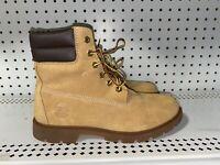 Timberland Rhinebeck Womens 6 Inch Waterproof Ankle Chukka Boots Size 7.5 Wheat