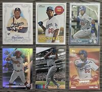 ⚾️Yasiel Puig 6-CARD LOT including ROOKIE 2013 Topps Allen & Ginter #44