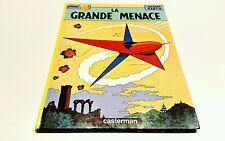 Lefranc T1 La grande menace / Martin / Casterman