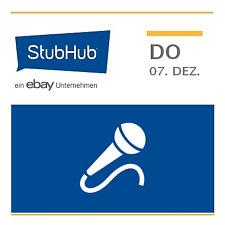 Michael Patrick Kelly Tickets - Flensburg
