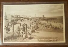 PORTMARNOCK STRAND CO. DUBLIN Ireland Rare Old Irish Postcard