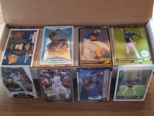 MILWAUKEE BREWERS LARGE 500 CARD LOT, INSERTS, ROOKIES & PARALLEL CARDS ONLY