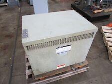 75  KVA  460 Prim to 509 Sec 3-Phase Transformer General Electric 9T23Q1608