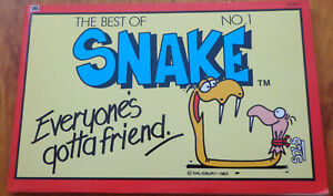 The Best of Snake No 1 Everyoe's gotta friend by Sols