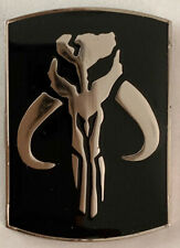 Star Wars Pin The Mandalorian Symbol Official Lucasfilm Pin