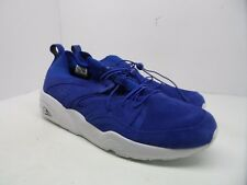Puma Men's Trinomic Blaze of Glory Soft Shoes Suft The Web/White Size 12M