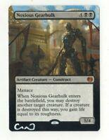 Noxious Gearhulk Altered Full Art MTG Magic Commander 2020 EDH Birthday Gift