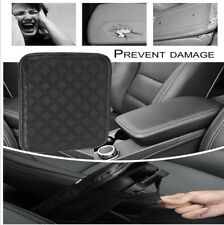 PU Car Armrest Cover Pad Tied Directly With Rubber Bands For Center Console Box