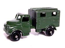 Matchbox Lesney No.68a Austin Mk2 Radio Truck (KNOBBLY WHEELS NO SILVER TRIM GC)
