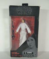 Star Wars Black Series #30 Princess Leia Organa Action Figure Hasbro New