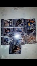 tomb raider lara croft 10 cartes rare scratch ericsson