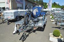 Trike Transporter Autotransporter 1500 Kg PKW Anhänger NEU kippbar