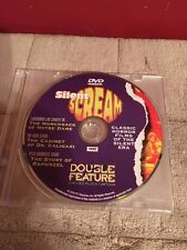 SILENT SCREAM DOUBLE FEATURE/ THE HUNCHBACK & THE CABINET DR CALIGARI DVD