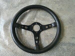 Momo Clay Regazzo Steering Wheel Porsche 911 914 930 918 Ferrari super rare item
