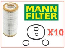 10 X OEM Engine Oil Filter MANN for Mercedes-Benz replace 0001802609 HU7185X