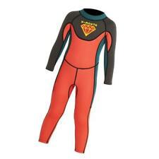Children Long Sleeve Wetsuit One-Piece Scuba Diving Fullsuit Suit Jumpsuit