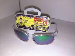 Strike King Lure Company Pro Elite Polarized Sunglasses SG-JL105 clear frames