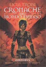 CRONACHE DEL MONDO EMERSO OMNIBUS - Panini Comics - NUOVO