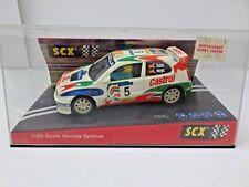SCX Slot Car - 1/32 60070  Toyota Corolla MoviStar 4x4 Tesed and works  T55