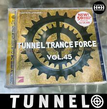 2CD TUNNEL TRANCE FORCE VOL. 45