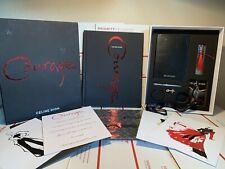 Celine Dion Courage World Tour Vip Merchandise Box Gift Set