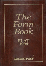 THE RACING POST. THE FORM BOOK FLAT 1993 Large hb  2,010 pages 2.3 + kilos