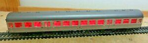 ROCO 4266 H0 Nahverkehrswagen Silberling 2.Kl. der DB beleuchtet in OVP